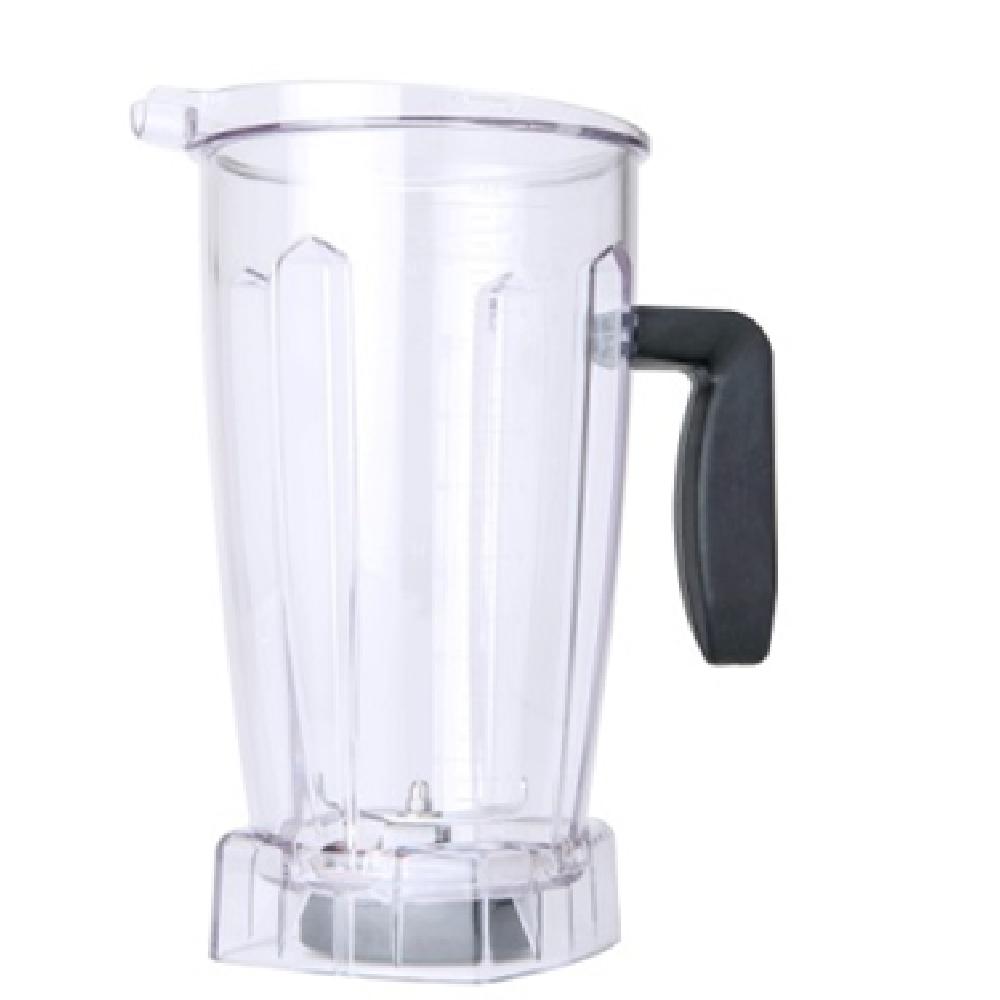 【SUPERMUM】台灣製造 透明調理杯(2.5L) 容杯 適用BTC-A8、MP-01 食物調理機 調理機配件 食物調理杯  透明杯