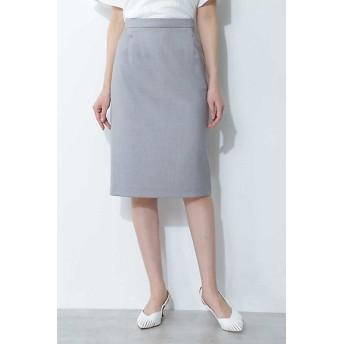 <BOSCH> ◆シャークスキンセットアップスカート(0210120204) 021グレー【三越・伊勢丹/公式】