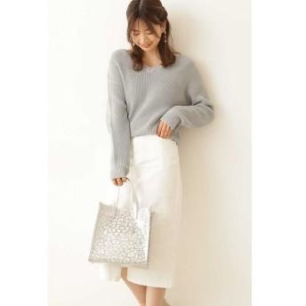 PROPORTION BODY DRESSING / プロポーションボディドレッシング  ◆デニムタイトスカート