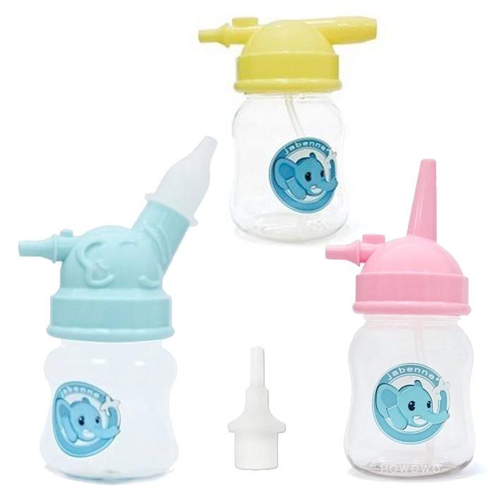 佳貝恩 吸鼻器 吸鼻瓶 噴霧器 洗鼻瓶 鼻腔吸引瓶 鼻涕吸引瓶 小熊機 創意象 小粉象 配件 JBN1