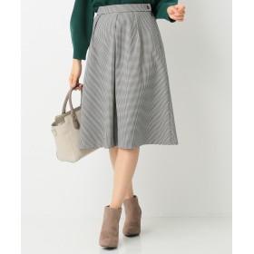 any SiS(エニィスィス)/【洗える】ノーブルオータムフレア スカート