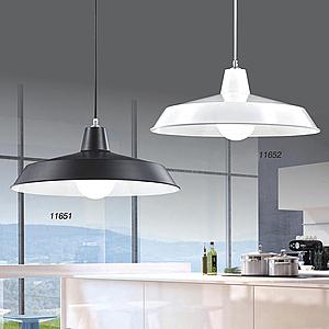 【PW居家燈飾】 現代美學單吊燈/吧檯燈/餐吊燈  白色