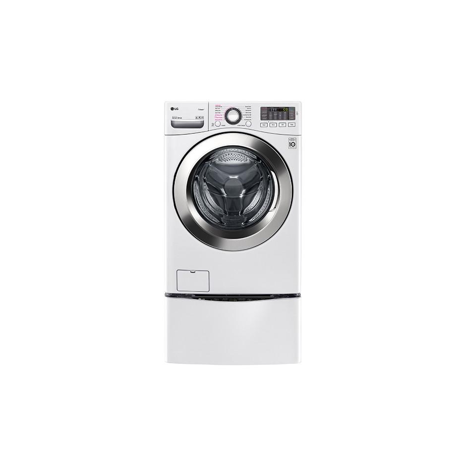 LG WD-S18VCW + WT-D250HW TWINWash 雙能洗(蒸洗脫) 典雅白 /