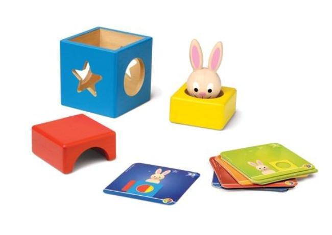 含稅附發票 兔寶寶魔術箱 繁中版  Bunny Boo 方舟風雲會益智桌遊  實體店正版
