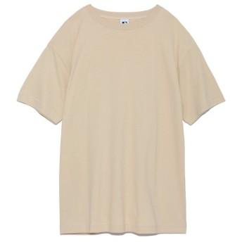 【50%OFF】 フレイ アイディー バックプリントTシャツ レディース BEG F 【FRAY I.D】 【セール開催中】