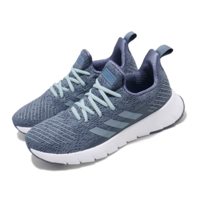 adidas 慢跑鞋 Asweego 運動休閒 女鞋