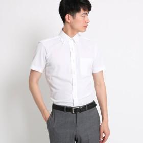 THE SHOP TK(Men)(ザ ショップ ティーケー:メンズ)/【吸水速乾】トリコットカノコ半袖シャツ