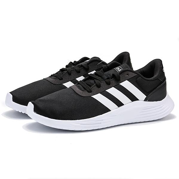 adidas 愛迪達 運動男鞋 Lite Racer 2.0 EG3283