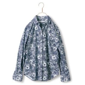 陽気に着こなすシャツ〈レディース〉 サニークラウズ フェリシモ FELISSIMO【送料無料】