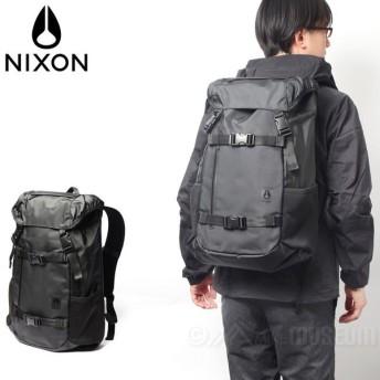 2/20(木)限定!全品ポイント5倍!23時59分まで!ニクソン NIXON リュック ランドロックバックパックWR Landlock Backpack WR C2918