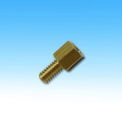 0.5CM銅柱(粗牙)