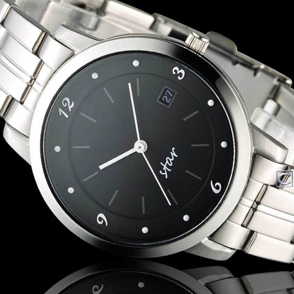 STAR 時代 永恆時光時尚腕錶  9T1407-131S-D