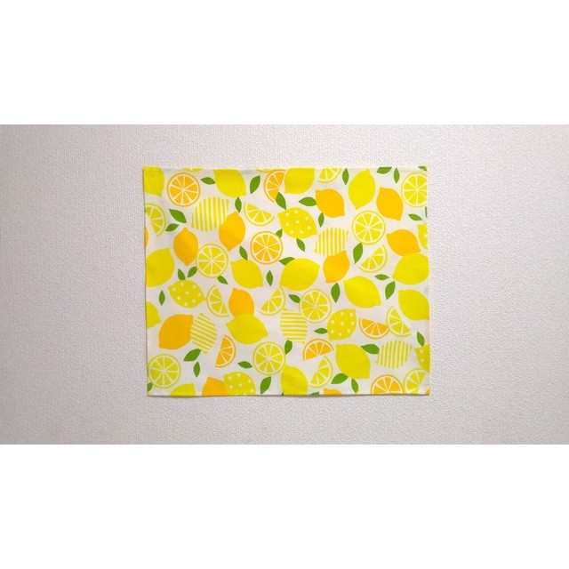 レモン ランチョンマット サイズオーダー