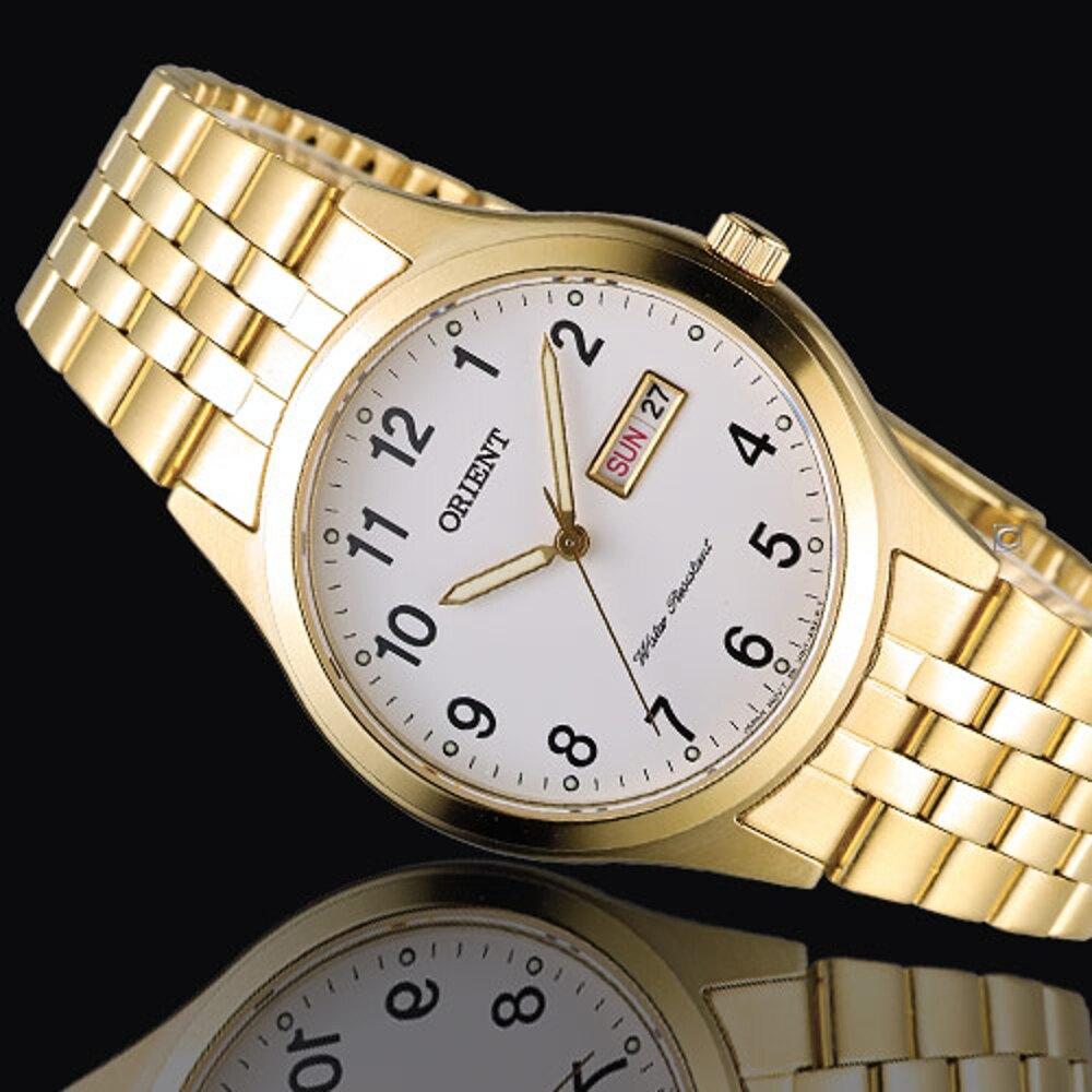 ORIENT 東方 古典優雅紳士腕錶 FUG1Y004W