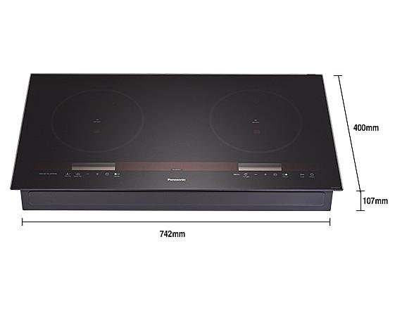 《Panasonic 國際牌》IH 調理爐 KY-E227E-K (含基本安裝)