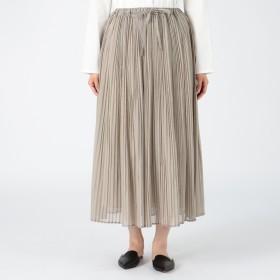 mizuiro ind(ミズイロインド)/プリーツスカート