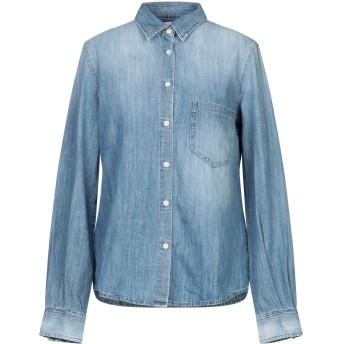 《セール開催中》GALLE Paris レディース デニムシャツ ブルー 40 コットン 100%