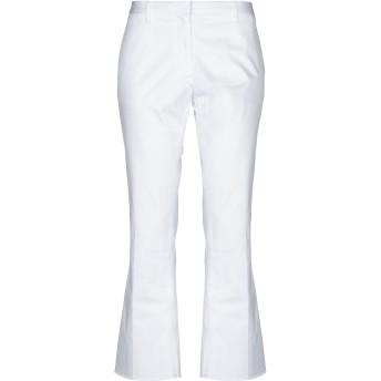 《セール開催中》REPLAY レディース パンツ ホワイト 26 コットン 98% / ポリウレタン 2%