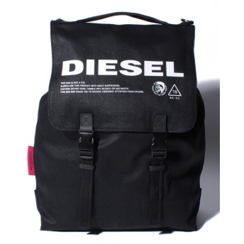 【31%OFF】 ディーゼル DIESEL X05886 PR402 バックパック メンズ ブラック F 【DIESEL】 【タイムセール開催中】