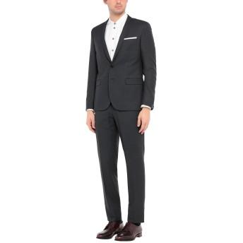 《セール開催中》PAOLONI メンズ スーツ ダークブルー 48 バージンウール 100%