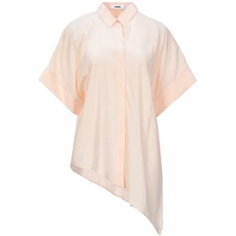 《セール開催中》JIL SANDER レディース シャツ ライトピンク 32 シルク 100%