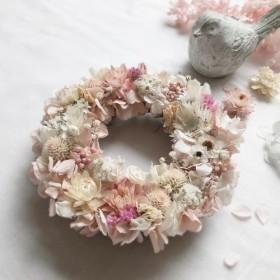 wreath cherry blossom 14cm