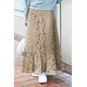 【フリーズマート/Free's Mart】 ◆レースマーメイドスカート