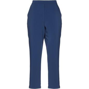 《セール開催中》GUESS レディース パンツ ブルー XL ポリエステル 90% / ポリウレタン 10%