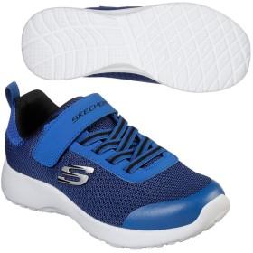 スケッチャーズ (SKECHERS) ジュニア DYNAMIGHT-ULTRA TORQUE(ROYAL BLACK) 97770L-RYBK [分類:キッズ・子供靴 スニーカー]