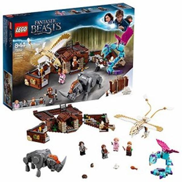 レゴ(LEGO) ファンタスティック・ビースト ニュートの魔法動物アドベンチャ(中古品)
