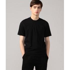 トゥモローランド ブラッシュドコットン クルーネックTシャツ MBCJ3341 メンズ 19ブラック 0(S) 【TOMORROWLAND】
