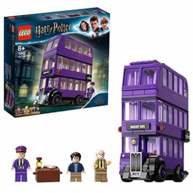 レゴ(LEGO) ハリーポッター 夜の騎士バス 75957 ブロック おもちゃ 男の子(中古品)