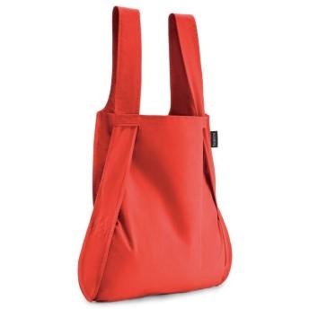 notabag ノットアバッグ Mini BAG & BACKPACK 軽量 2way トートバッグ リュックサック バックパック ミニ キッズ レッド