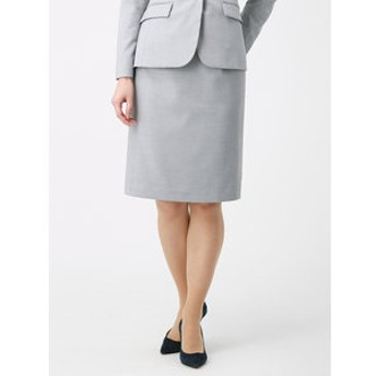 【THE SUIT COMPANY:スカート】【ウォッシャブル】ギャバストレッチタイトスカート1