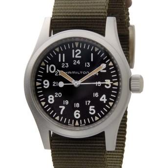 ハミルトン Hamilton メンズ 時計 H69439931 Khaki Field カーキフィールド メカニカル 機械式 手巻き 腕時計 ウォッチ