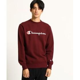 【OPAQUE. CLIP:トップス】Champion クルーネックスウェット