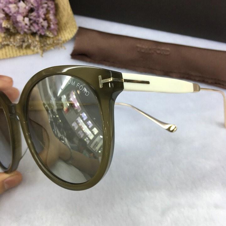 TOM FORD湯姆福特 韓版潮流遮陽鏡 海邊度假眼鏡 簡約防輻射偏光鏡