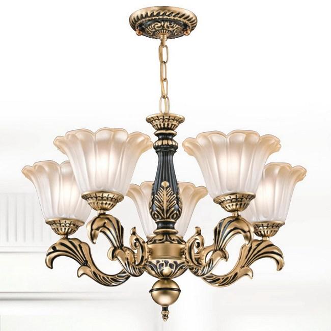 大巨光 古典風吊燈 中 LW-09-1543