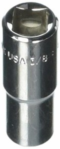 3//8-Inch Blackhawk By Proto 30412 12-Point Deep Socket with 3//8-Inch Drive