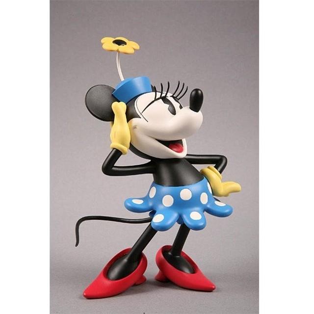 ヴァイナルコレクティブルドール No.101 ミニーマウス(Comic Ver.)[メディコム・トイ]《在庫切れ》