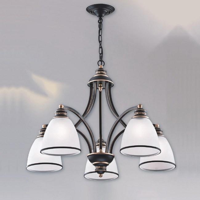 大巨光 古典風吊燈 中 LW-09-1184