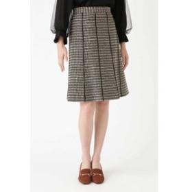 【JILL STUART:スカート】◆ベルジャガードスカート