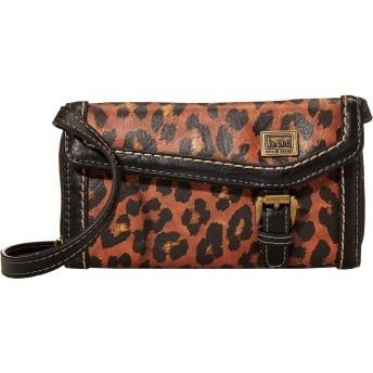 [ビーオーシー] レディース ハンドバッグ Amherst Leopard Deluxe Wallet [並行輸入品]