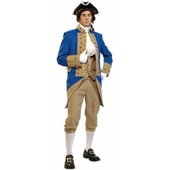 【Rubies Costume Co R56183-XL Mens Grand Heritage George Washington Costume X-LARGE】