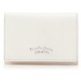 【Samantha Thavasa Petit Choice:財布/小物】バイカラーシンプルロゴシリーズ(折財布)