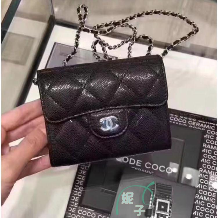 法國代購 chanei 女包 女士經典款 mini鏈條包