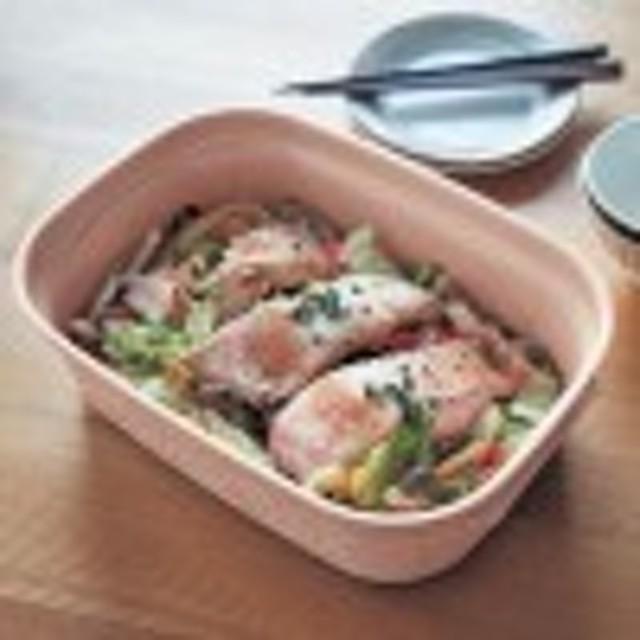 キッチンを華やかに彩る密封保存容器セット【お米3kg程度収納可能】