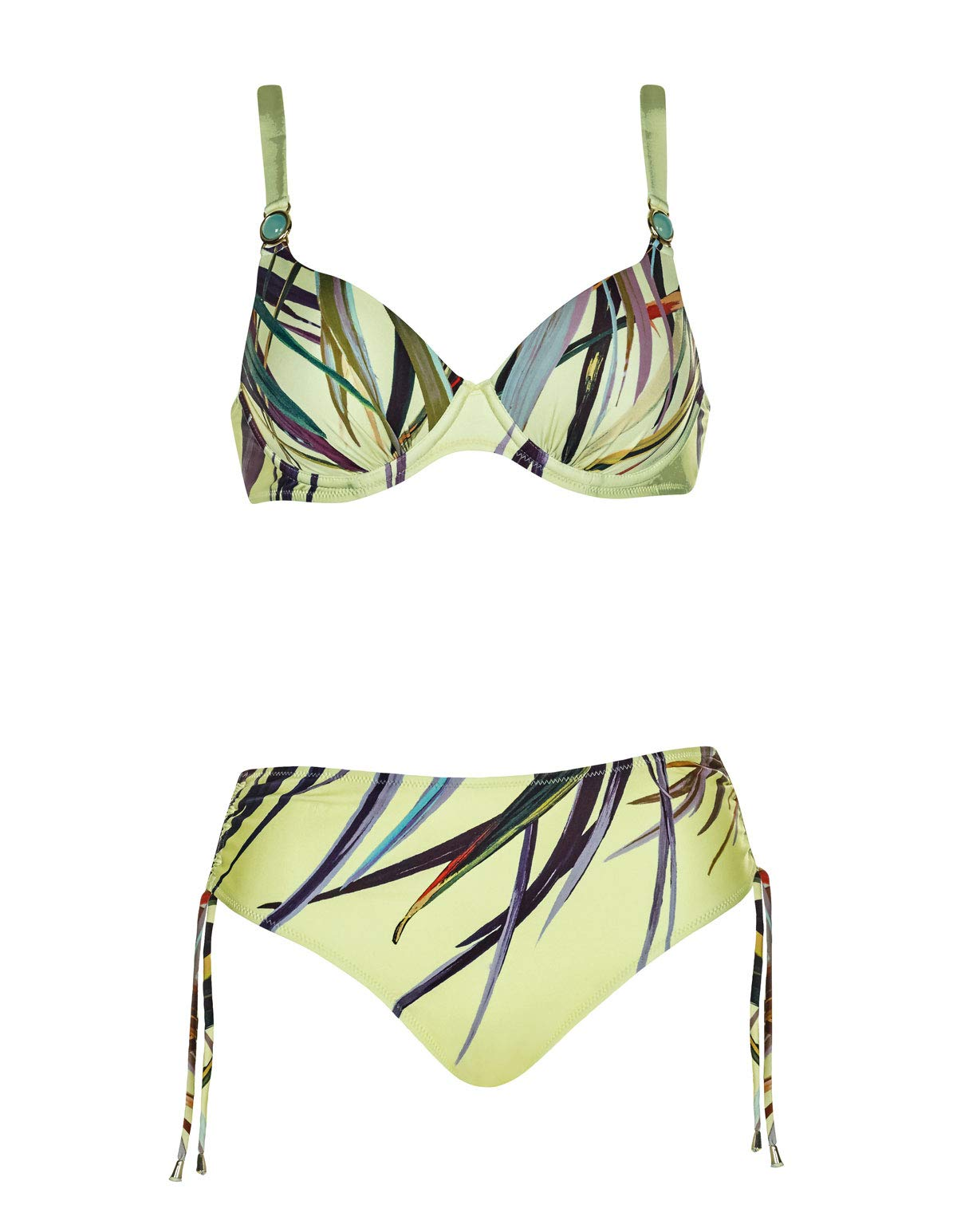Stylish  Black Under Wired//Lined Halterneck Bikini Top 38C//D Cup By Very NWT