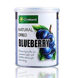 歐納丘 純天然藍莓乾 150g 6罐