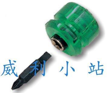 【威利小站】日本 ENGINEER EDST-06 替換式膠柄起子4.5mm/1# DST-06